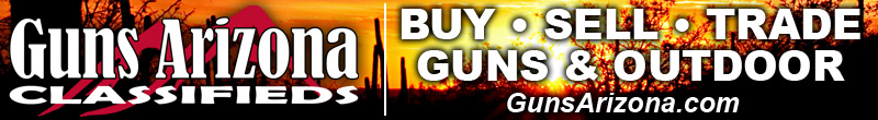 Guns Arizona Classifieds Ad